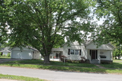 Carterville Single Family Home For Sale: 302 James Street
