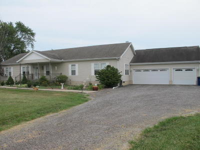 Elkville IL Single Family Home For Sale: $154,900