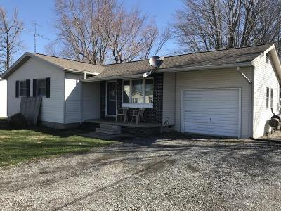 Johnston City Single Family Home For Sale: 14208 Jeffrey Mine Road