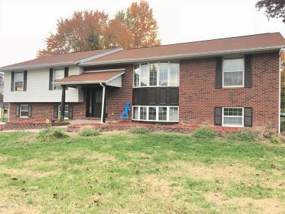 Carbondale Single Family Home Active Contingent: 1330 E Grand