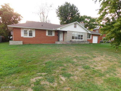Carterville Single Family Home For Sale: 733 S Division