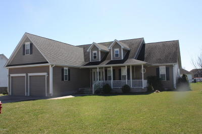 Marion Single Family Home For Sale: 1107 Glory Lane