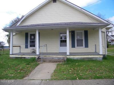Massac County Single Family Home For Sale: 137 N Ave