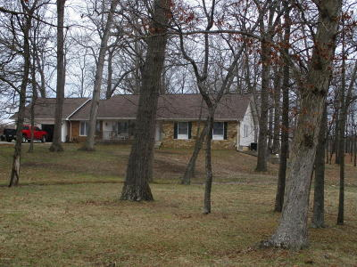 Benton Single Family Home For Sale: 9952 Fox Hunter Road