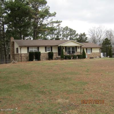 Marion Single Family Home For Sale: 19346 Galatia Post Road
