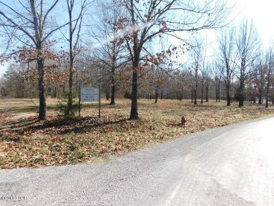 Benton Residential Lots & Land For Sale: Moses Manor Drive