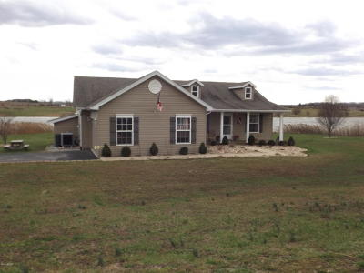 Creal Springs, Goreville, Marion Single Family Home For Sale: 21681 Enyenhausen