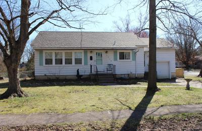 Carbondale Single Family Home For Sale: 1219 W Hill