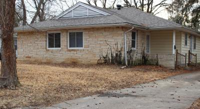Carbondale Multi Family Home For Sale: 806 S Johnson