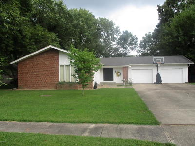 Benton Single Family Home For Sale: 614 W Reed Street