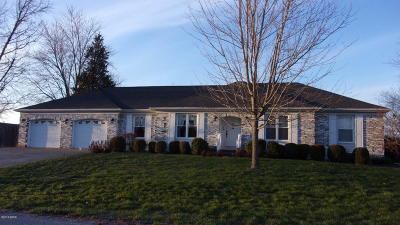 Harrisburg Single Family Home For Sale: 206 Shawnee Drive