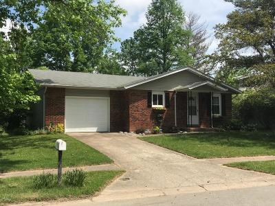 Carbondale Single Family Home For Sale: 2114 W Partridge Lane
