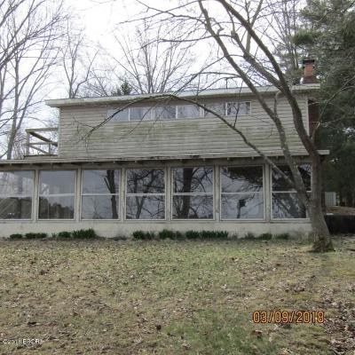 West Frankfort Single Family Home For Sale: 18988 Ringo Lane