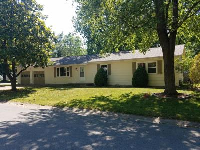 Carbondale Single Family Home For Sale: 114 S Hewitt