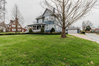 Harrisburg IL Single Family Home For Sale: $259,900