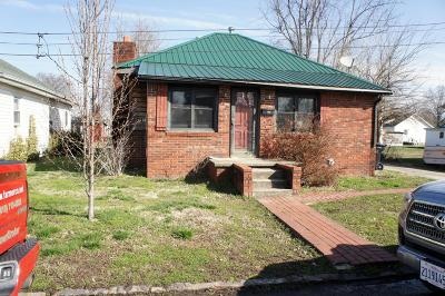 Massac County Single Family Home For Sale: 207 W 19th Street