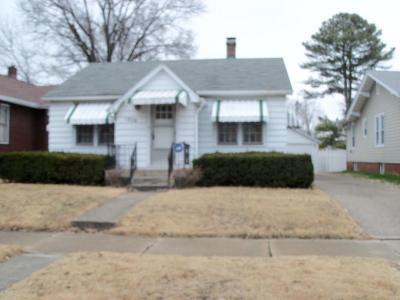 Murphysboro Single Family Home For Sale: 1936 Elm