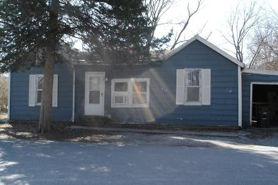 Carbondale Single Family Home For Sale: 822 W Kennicott