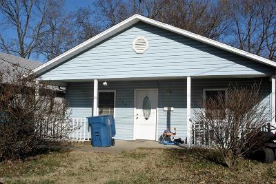 Benton Single Family Home For Sale: 406 Jones