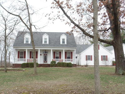 Marion Single Family Home For Sale: 1704 Oakshire
