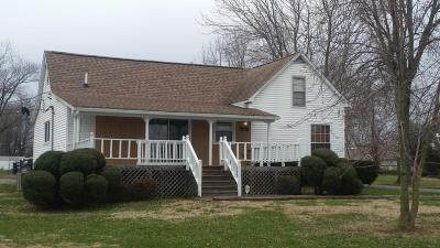 Herrin IL Single Family Home For Sale: $149,900