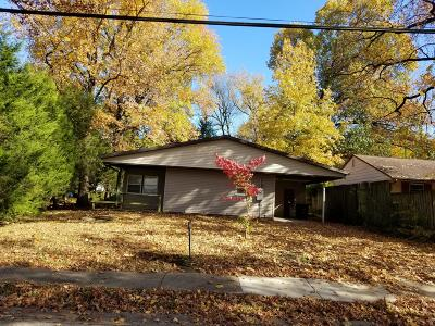 Carbondale Single Family Home For Sale: 303 S Dixon