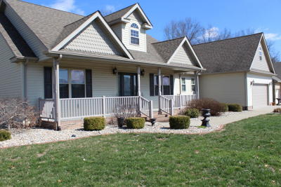 Marion Single Family Home For Sale: 1106 Glory Lane