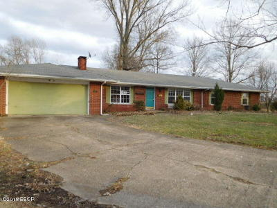 Marion IL Single Family Home For Sale: $91,530