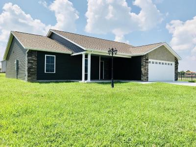 Herrin Single Family Home Active Contingent: 401 Bandyville Road