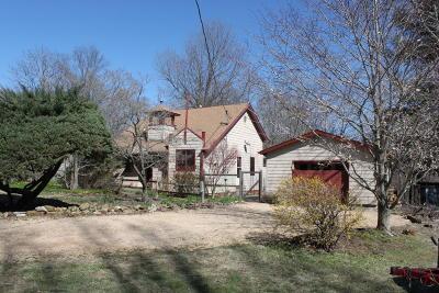Murphysboro Single Family Home Active Contingent: 1802 Watt Hill Road