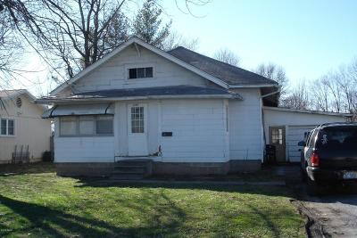 Benton Single Family Home For Sale: 1409 N Lincoln