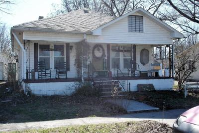 Benton Single Family Home For Sale: 326 W 4th