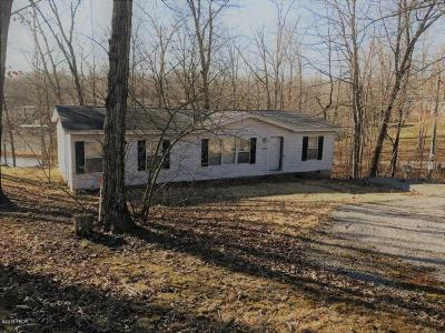 Creal Springs Single Family Home Active Contingent: 1920 Egyptian Hills Drive