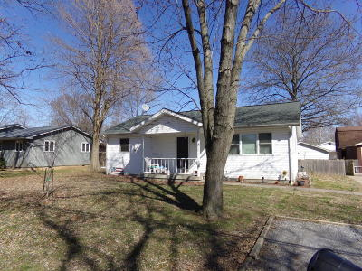 West Frankfort Single Family Home For Sale: 710 Franklin Street