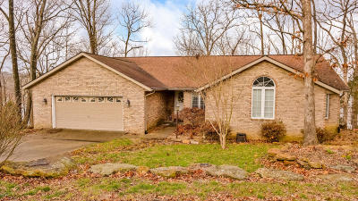 Johnson County Single Family Home For Sale: 1000 Lakeview Drive