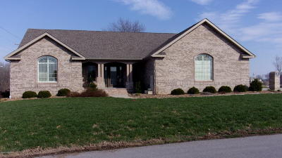Harrisburg IL Single Family Home For Sale: $290,000