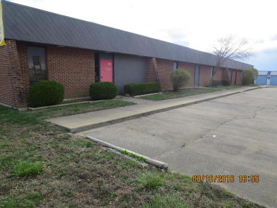 Commercial For Sale: 1811 Industrial Park Drive