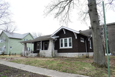 West Frankfort Single Family Home For Sale: 306 E Oak Street