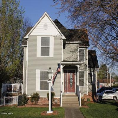 Marion Single Family Home For Sale: 1001 N Market