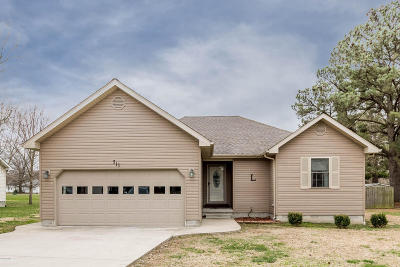 Eldorado Single Family Home For Sale: 711 Us Hwy 45