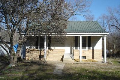 Benton Single Family Home For Sale: 306 N Goldheimer