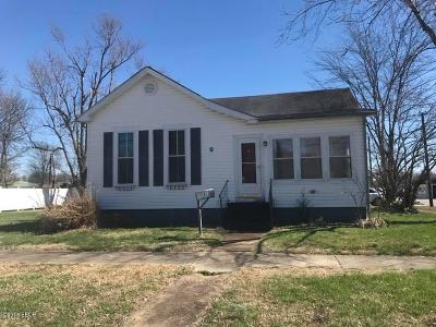 Massac County Single Family Home For Sale: 900 Catherine Street