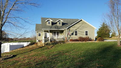 Harrisburg IL Single Family Home For Sale: $269,900