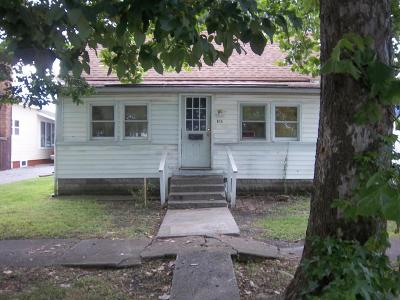 Herrin Single Family Home For Sale: 613 N 16th