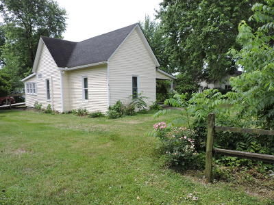 Carterville Single Family Home For Sale: 415 California Street