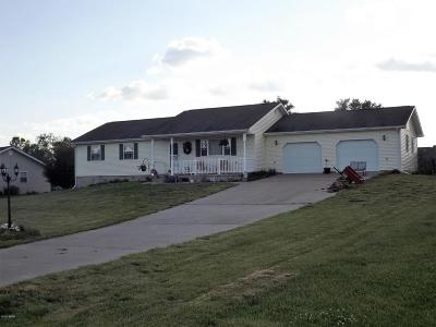 Johnston City Single Family Home Active Contingent: 1304 Durham Drive
