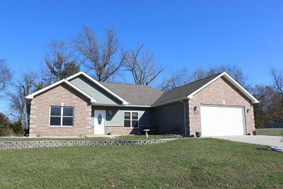 Carbondale Single Family Home For Sale: 501 Deer Trail