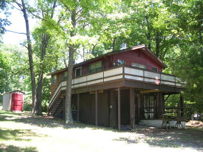 Goreville Single Family Home Active Contingent: 656 Timberwolf