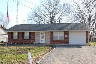 Herrin IL Single Family Home For Sale: $66,500