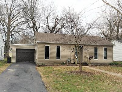 Marion Single Family Home For Sale: 407 Sherry